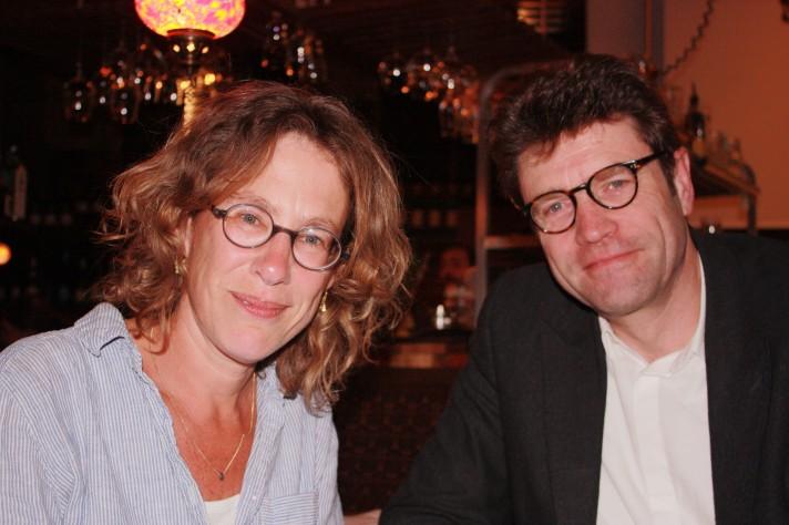 Ruth Benschop & Peter Peters 2017